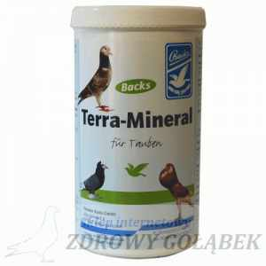 Backs Terra Mineral 1kg (minerały)